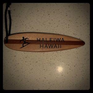 Other - Hawaii surfboard keychain